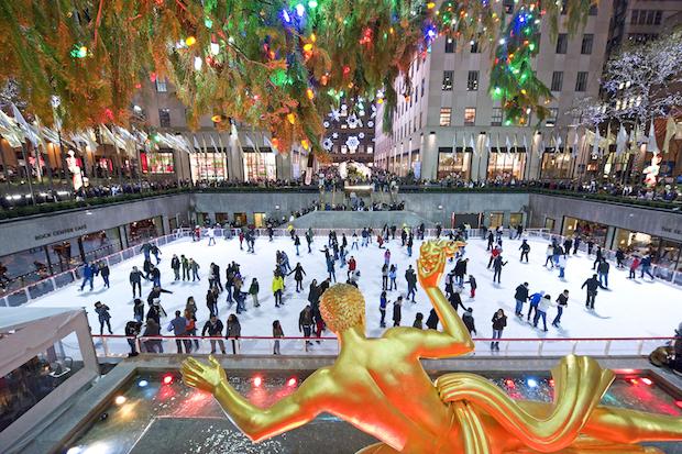 Christmas at Rockefeller Center, 2009
