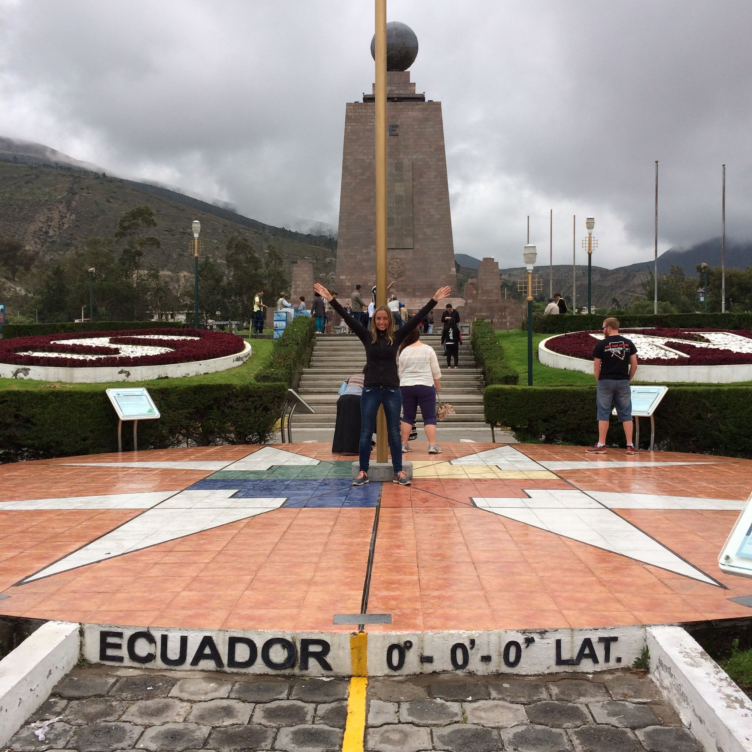 old equator