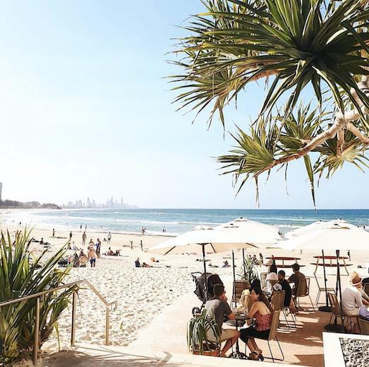 Rick Shores, best oceanfront restaurant on Gold Coast