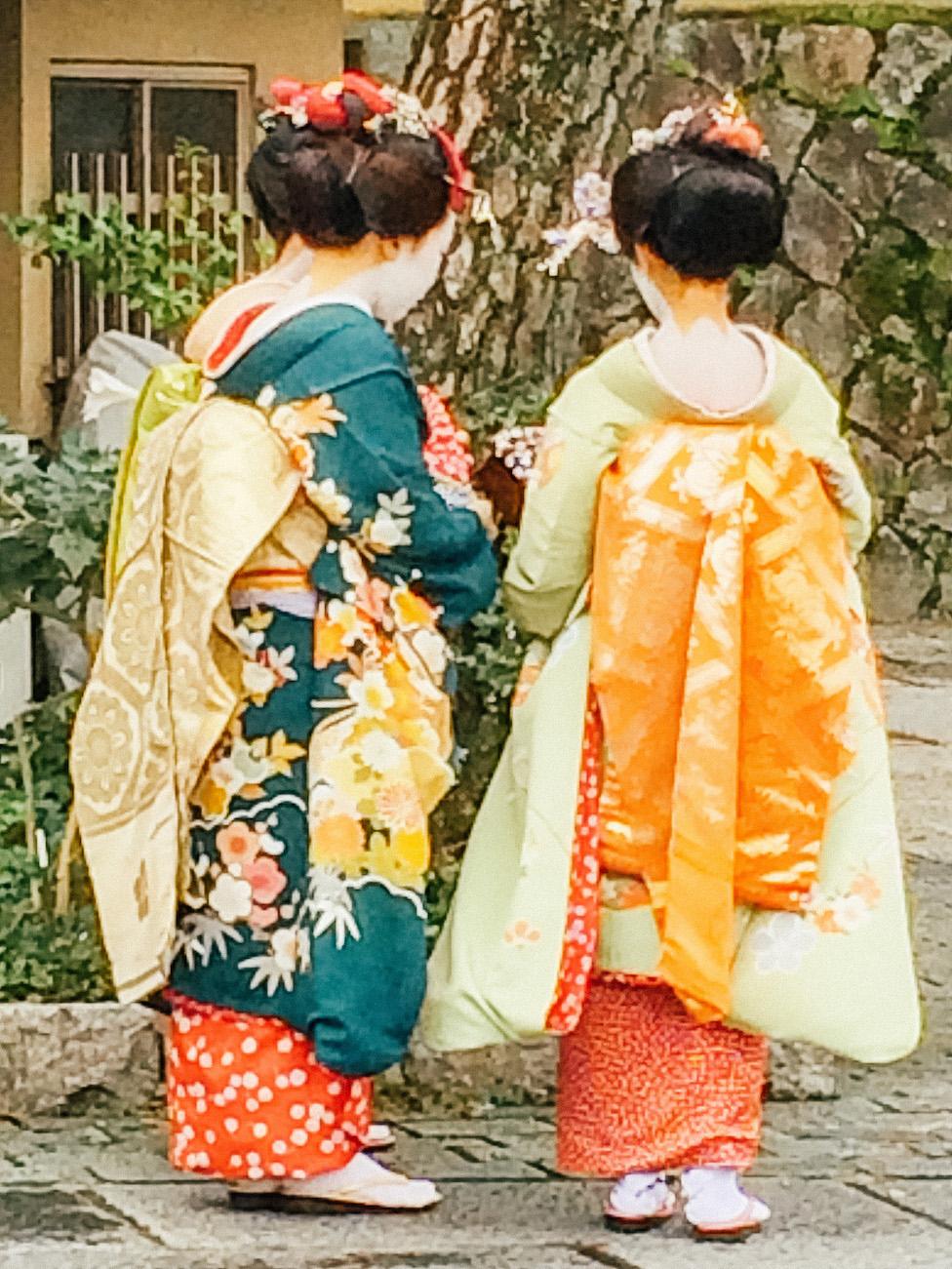See Geisha in Japan