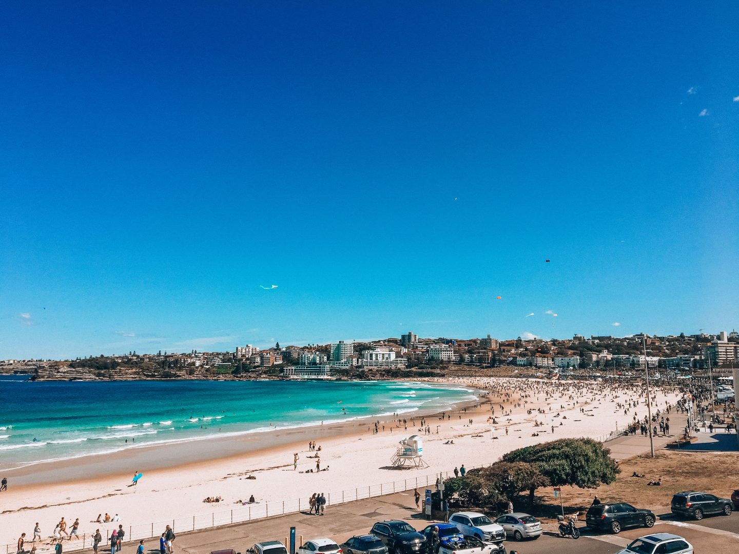 Bondi Beach - 24 hours in Sydney