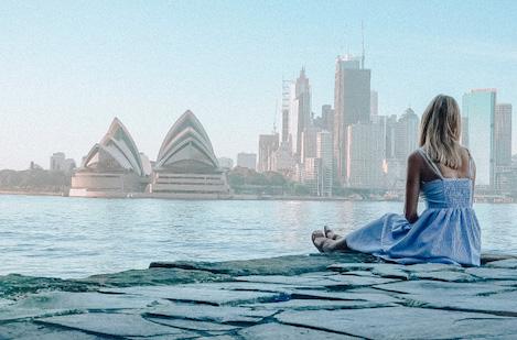 the sun seeker in Sydney