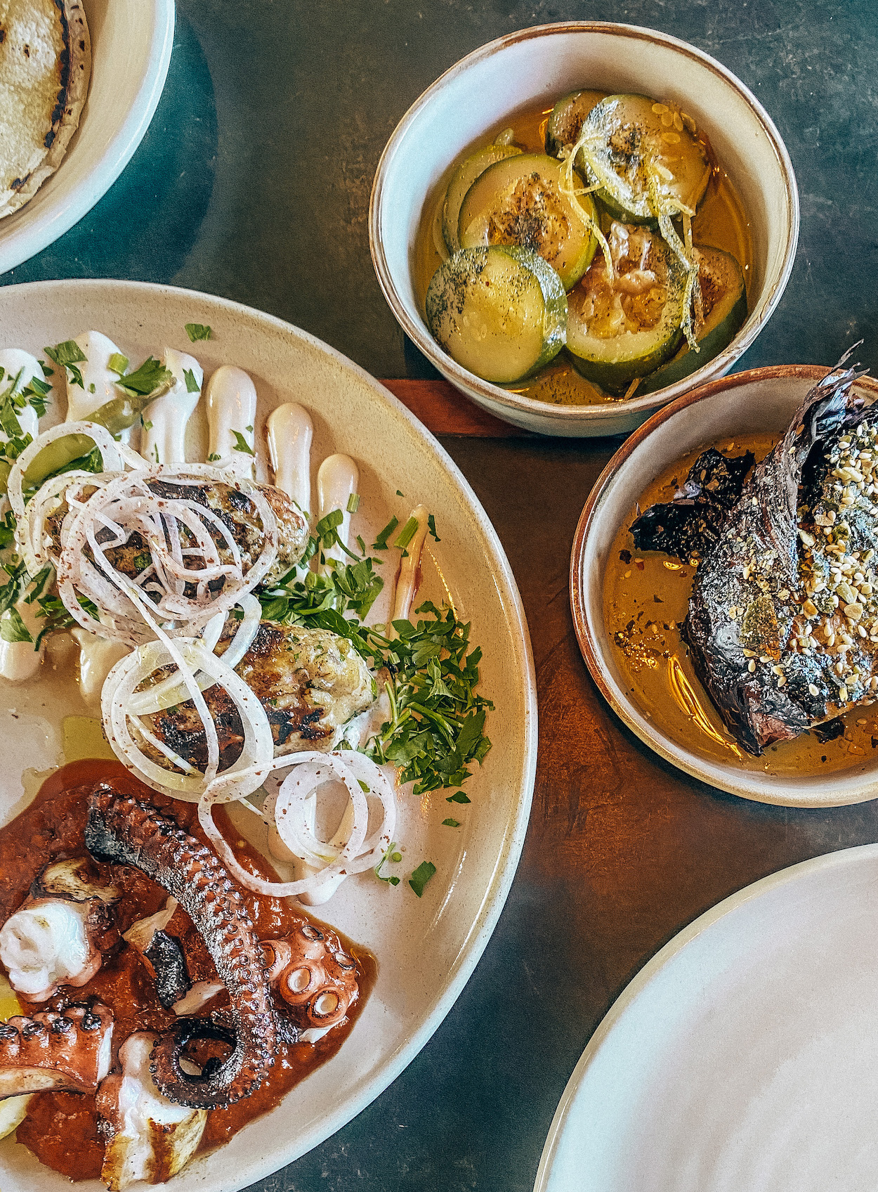 Places to eat in Byron Bay