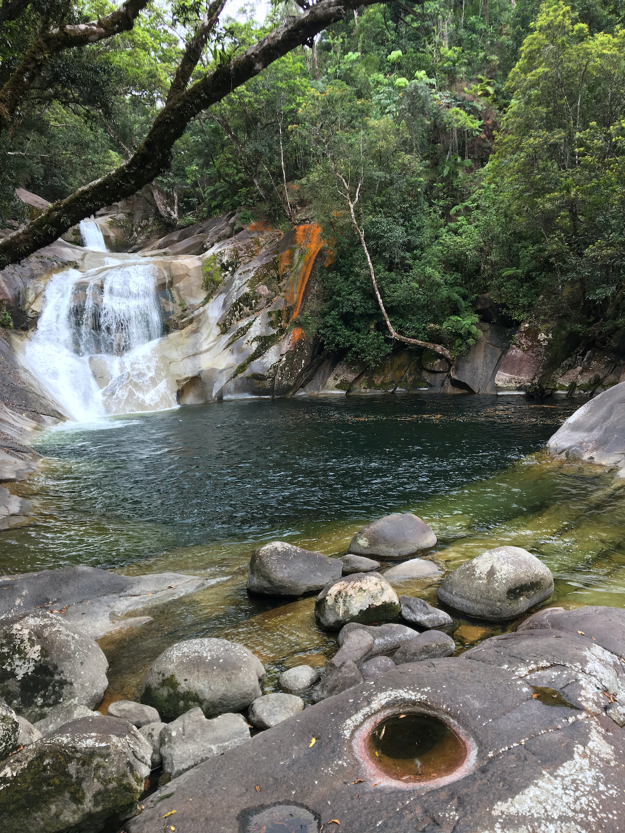 Josephine Falls outside Cairns