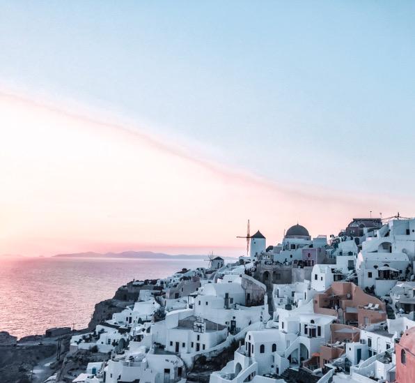 Athens to Santorini - Travel Greece
